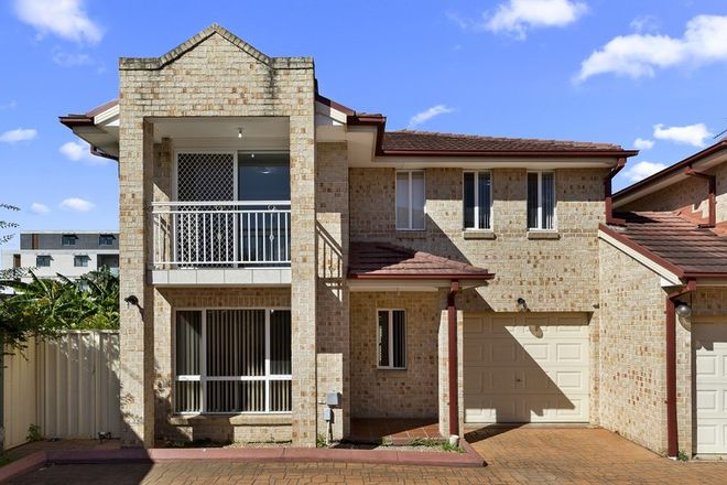 Picture of 5/17-19 Mayberry Crescent, LIVERPOOL NSW 2170