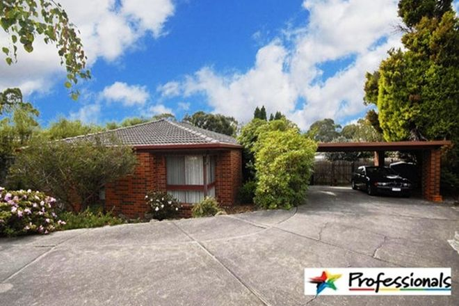 Picture of 6 Elandra Court, WANTIRNA VIC 3152