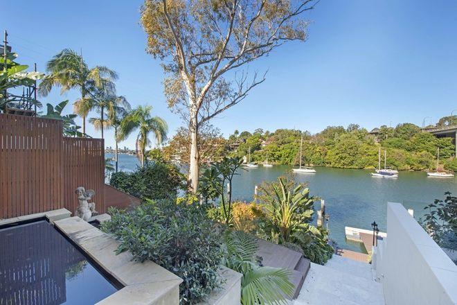 Picture of 3 Wandella Avenue, HUNTERS HILL NSW 2110