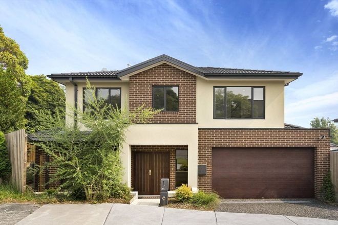 Picture of 1A Beverley Court, BALWYN NORTH VIC 3104