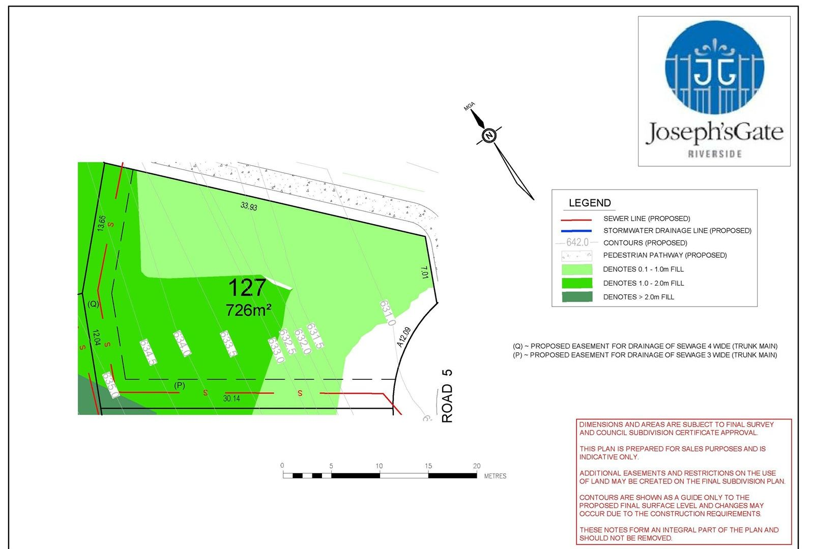 Lot 127 Josephs Gate - Taralga Road, Goulburn NSW 2580, Image 2