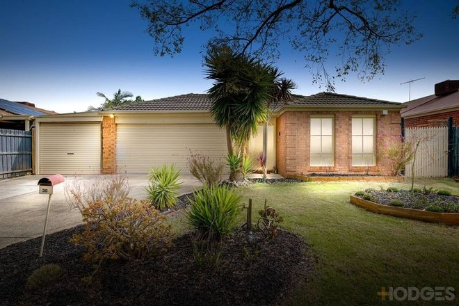 Picture of 30 Carruthers Drive, HOPPERS CROSSING VIC 3029