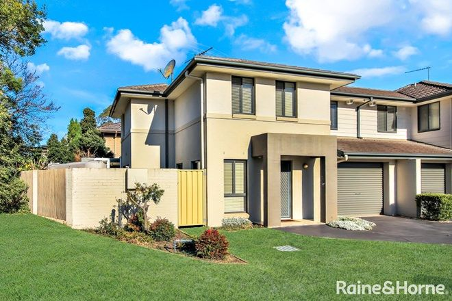 Picture of 1/2 McNaughton Street, JAMISONTOWN NSW 2750