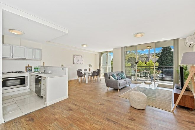 Picture of 53/16-20 Mercer Street, CASTLE HILL NSW 2154