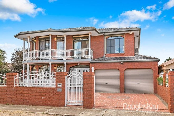 Picture of 31 Wahgunyah Drive, ST ALBANS VIC 3021
