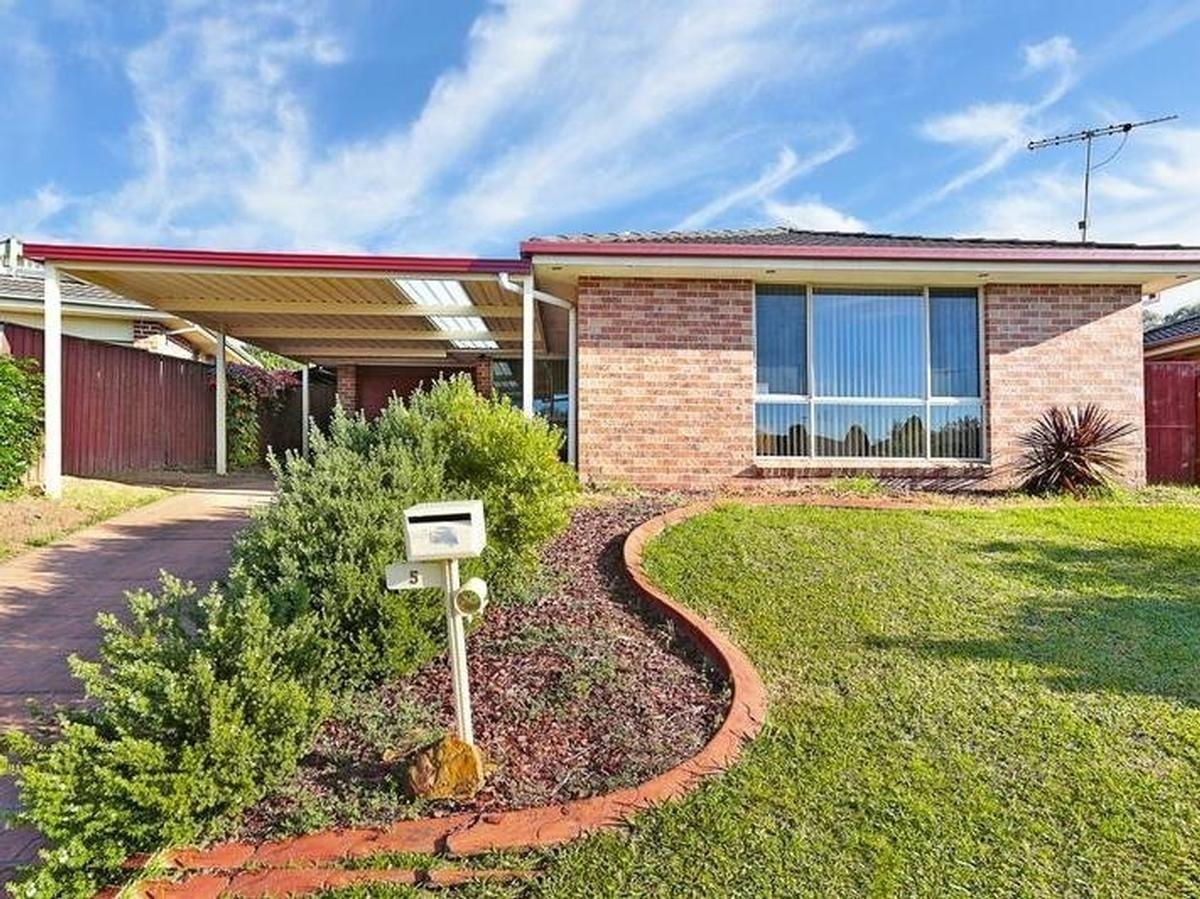 5 Sittella Place, Glenmore Park NSW 2745, Image 0