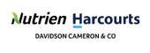 Logo for     Nutrien Harcourts Davidson Cameron & Co