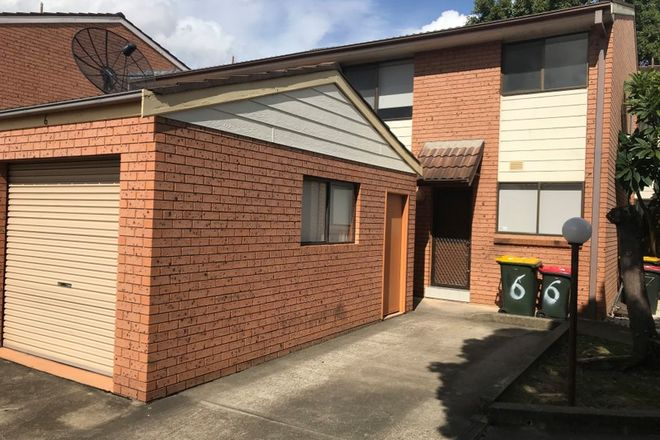 Picture of 6/1 MANNING STREET, WARWICK FARM NSW 2170