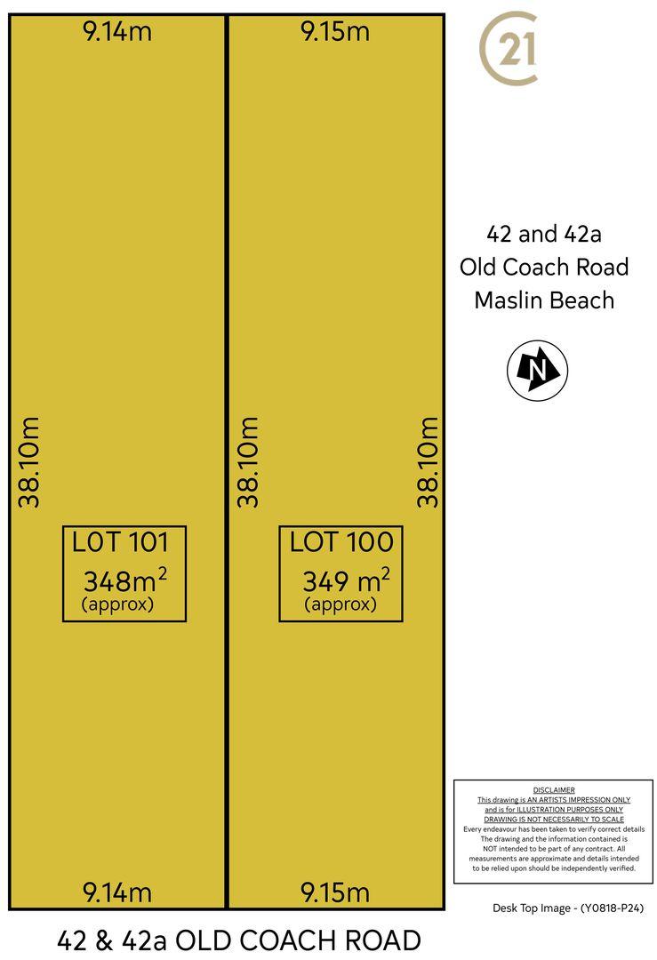 42 (Lot 101) Old Coach Road, Maslin Beach SA 5170, Image 0