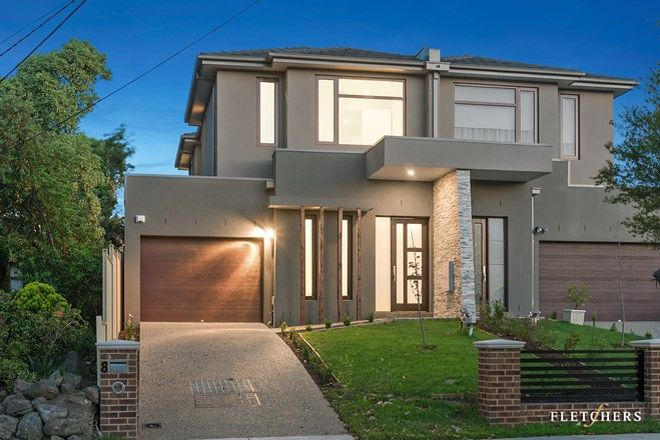 Picture of 8 Gedye Street, DONCASTER EAST VIC 3109