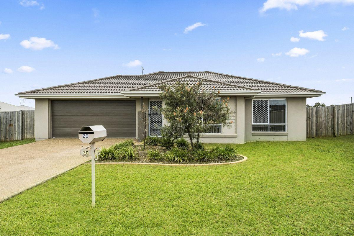 20 Ridge Drive, Cambooya QLD 4358, Image 0