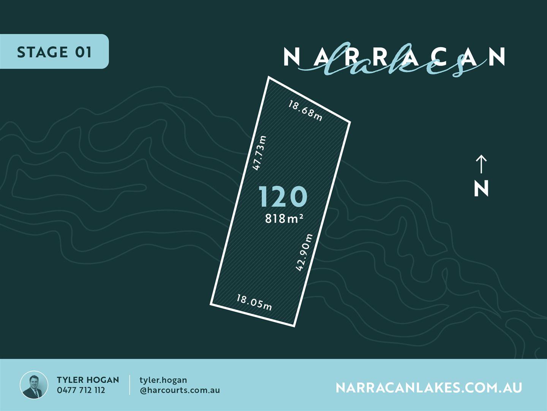 Lot 120 Narracan Lakes, Newborough VIC 3825, Image 0