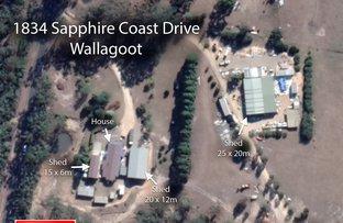 Picture of 1834 SAPPHIRE COAST DRIVE, Wallagoot NSW 2550