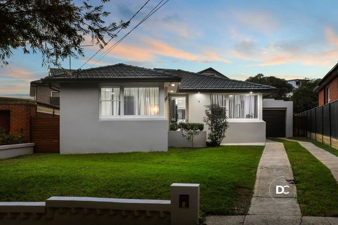Picture of 7 Parkhill Street, CROYDON PARK NSW 2133