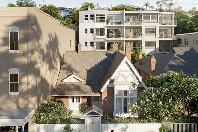 Picture of 25 Kangaroo Lane, MANLY NSW 2095