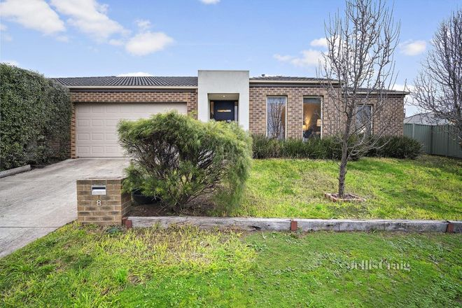 Picture of 8 Bendoc Street, MINERS REST VIC 3352