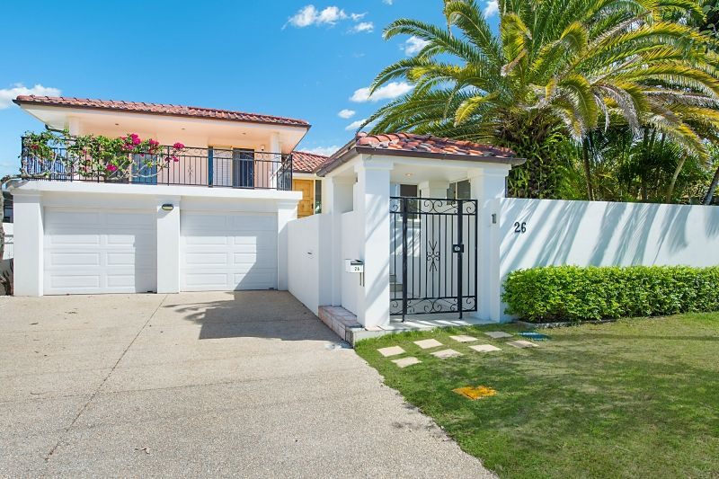 26 Seabeach  Avenue, Mermaid Beach QLD 4218, Image 0