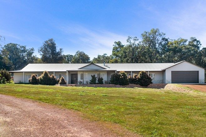 Picture of 185 Inthanoona Road, GIDGEGANNUP WA 6083