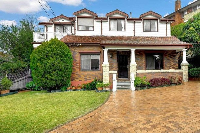 Picture of 9 Stoke Avenue, MARRICKVILLE NSW 2204