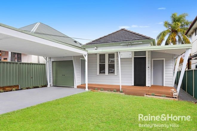 Picture of 5 Chamberlain Road, BEXLEY NSW 2207