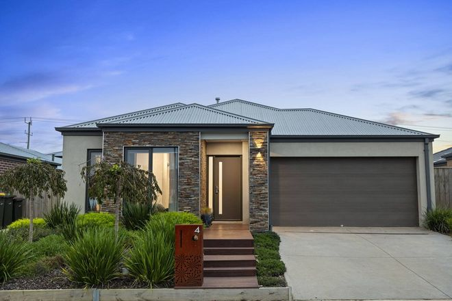 Picture of 4 Yellowstone Avenue, CURLEWIS VIC 3222