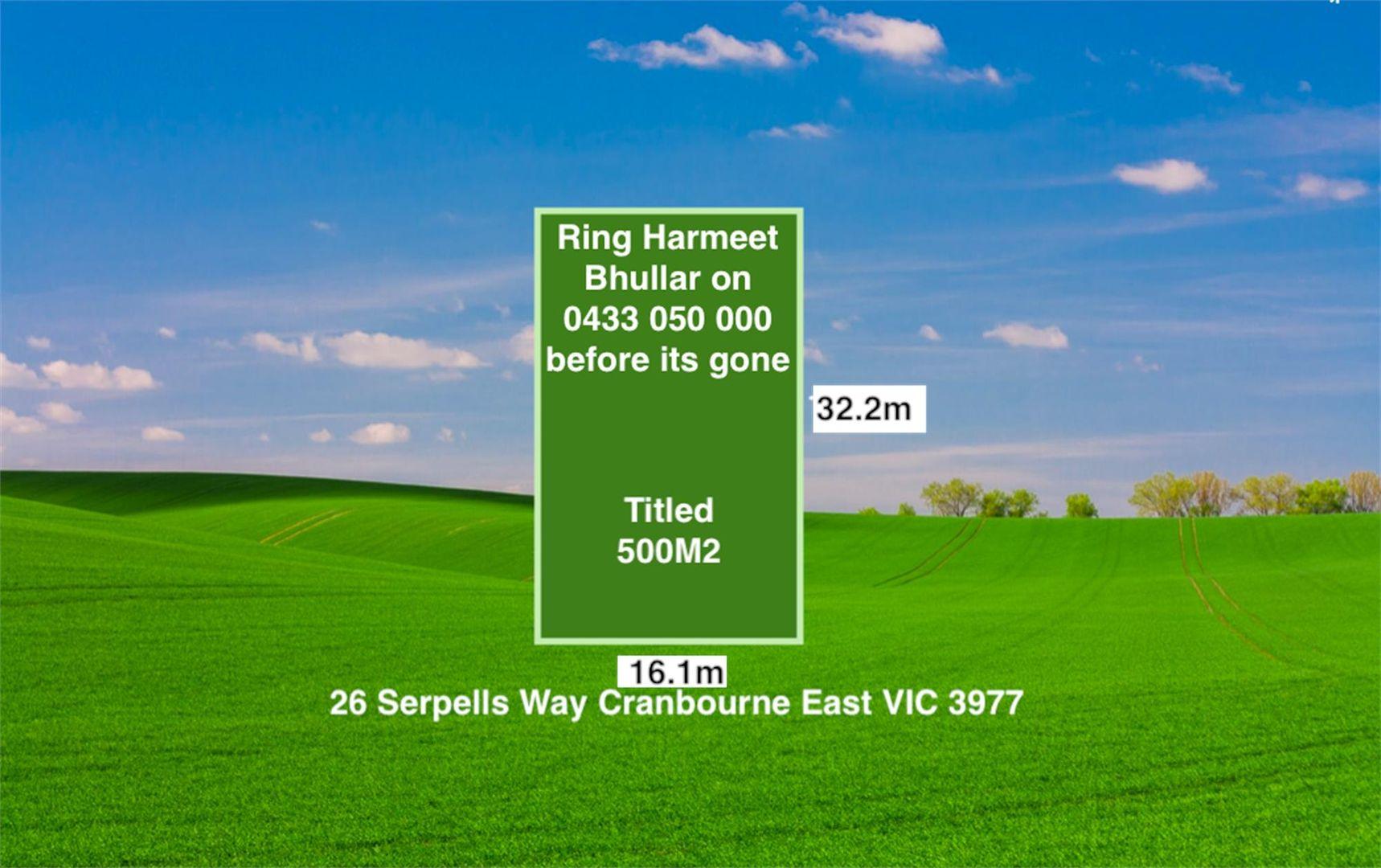 26 Serpells Way, Cranbourne East VIC 3977, Image 0