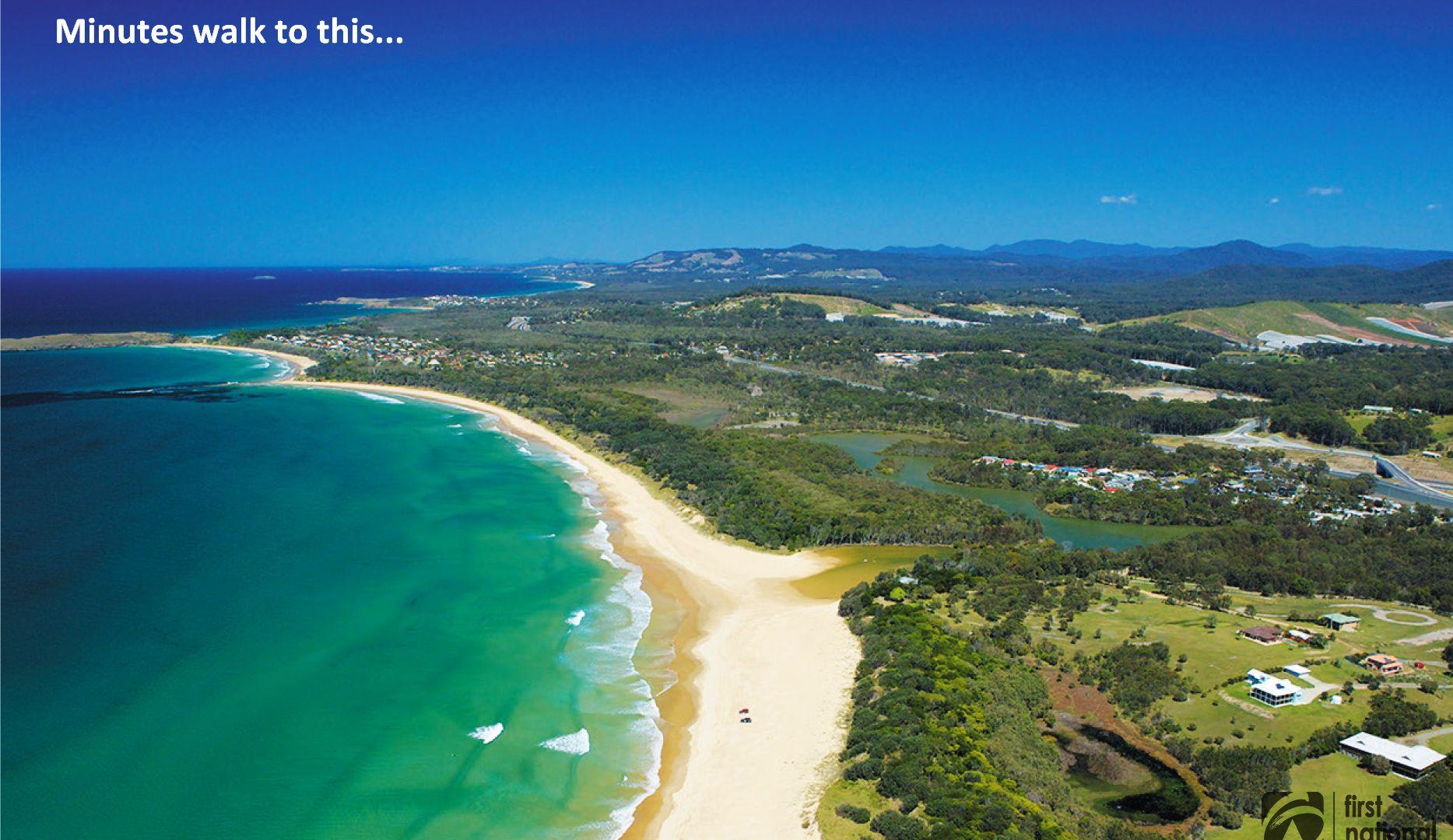 Lots 303-326 Woopi Beach Estate, Woolgoolga NSW 2456, Image 2