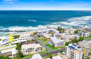 Picture of 4/14 Levuka Avenue, Kings Beach QLD 4551