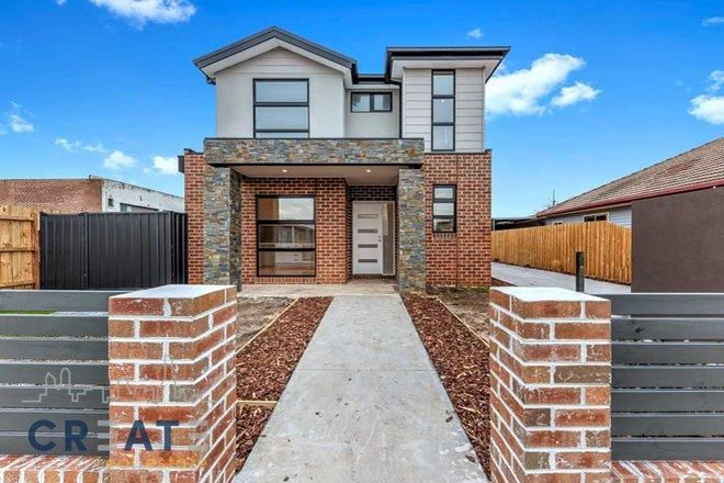 Picture of 1/10 Simmie Street, SUNSHINE WEST VIC 3020