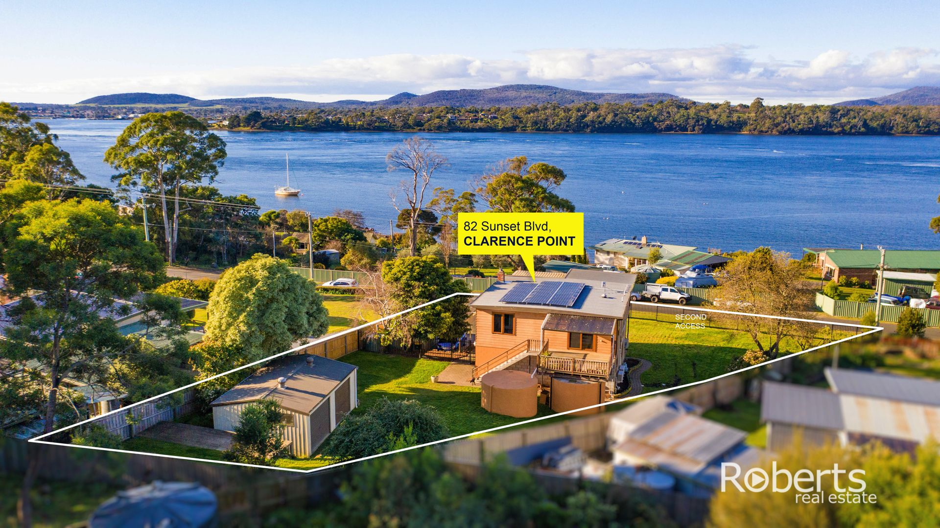 82 Sunset Boulevard, Clarence Point TAS 7270, Image 0