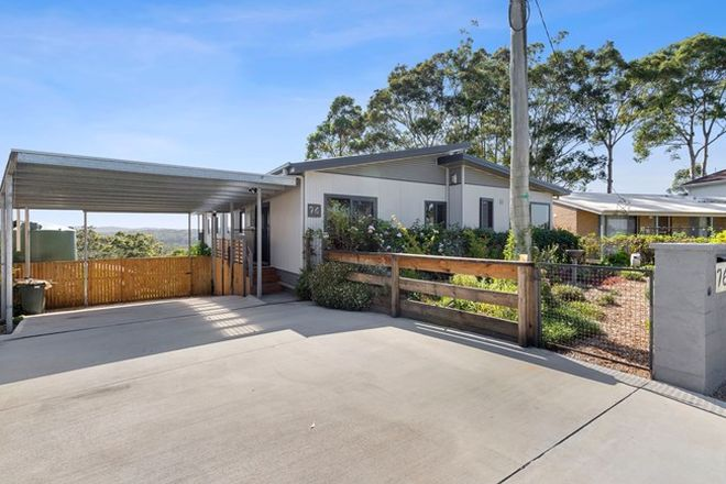 Picture of 76 Berrima Parade, SURFSIDE NSW 2536