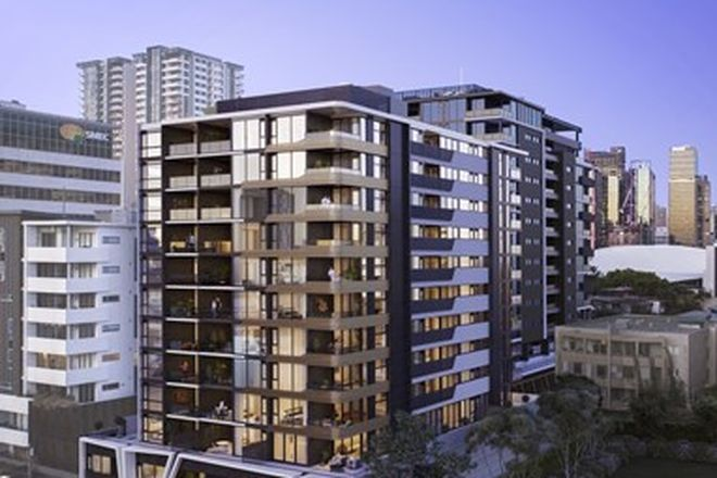 Picture of 20711/39 Cordelia Street, SOUTH BRISBANE QLD 4101