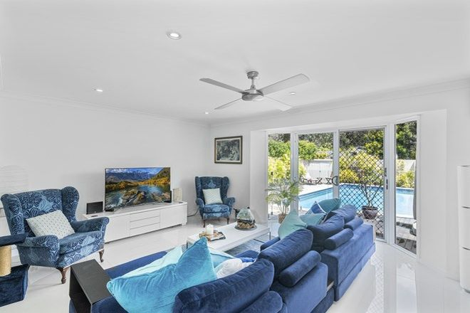 Picture of 15 Lakefield Crescent, PARADISE POINT QLD 4216