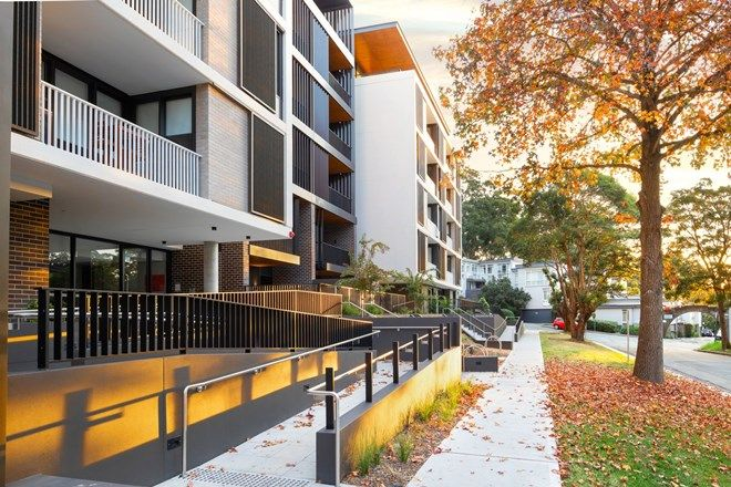 Picture of 303/2 Birdwood Avenue, LANE COVE NSW 2066
