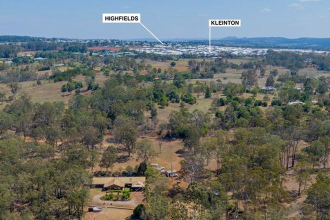 Picture of 185 Evans Road, KLEINTON QLD 4352
