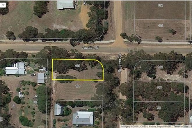 Picture of 103 Second Avenue, KENDENUP WA 6323