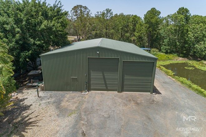 Picture of 272 Peel  Road, BEACHMERE QLD 4510