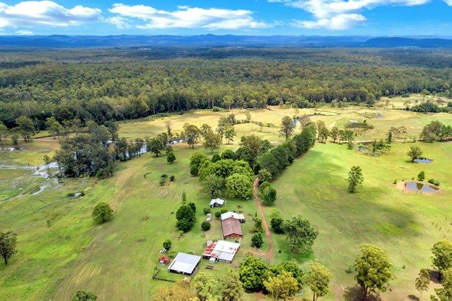 Picture of 315 Gilmores Lane, HALFWAY CREEK NSW 2460