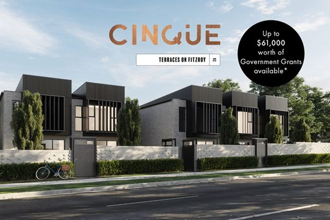 Picture of Cinque, 2A Fitzroy Street, MAYFIELD NSW 2304