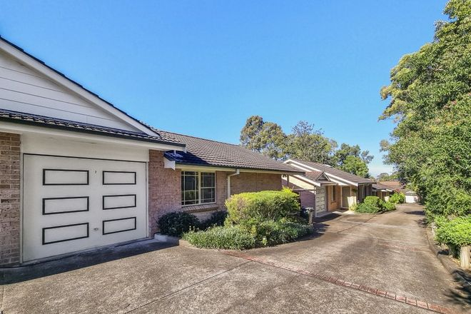 Picture of 2/174 Dunmore Street, WENTWORTHVILLE NSW 2145