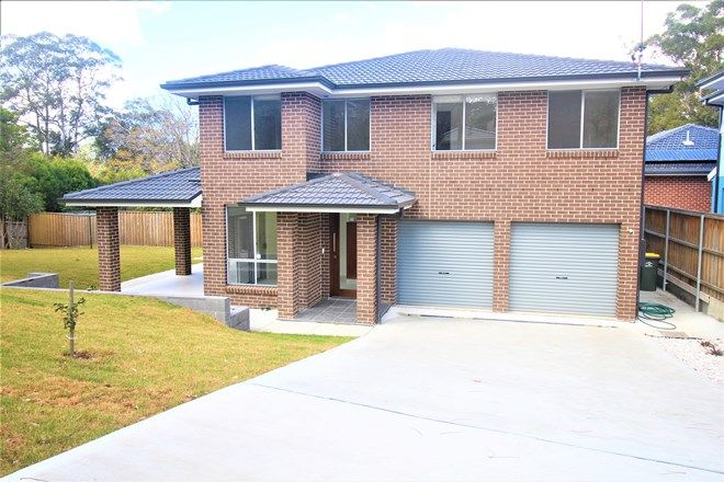 Picture of 25 The Crescent, PENNANT HILLS NSW 2120