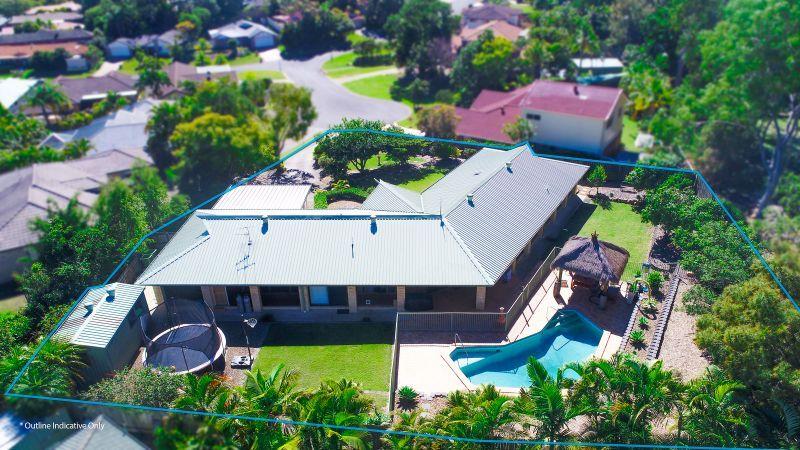 6 ROSEBUD CLOSE, Parkwood QLD 4214, Image 0