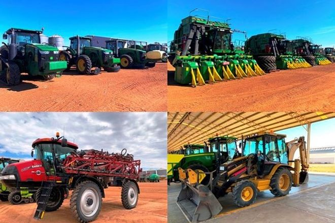 "Picture of Auscott ""Midkin"" Clearing Sale, MOREE NSW 2400"