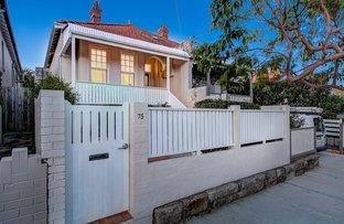 75 Glover Street, Mosman NSW 2088