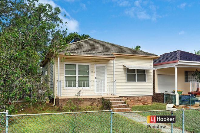 Picture of 78 Dilke Road, PADSTOW HEIGHTS NSW 2211