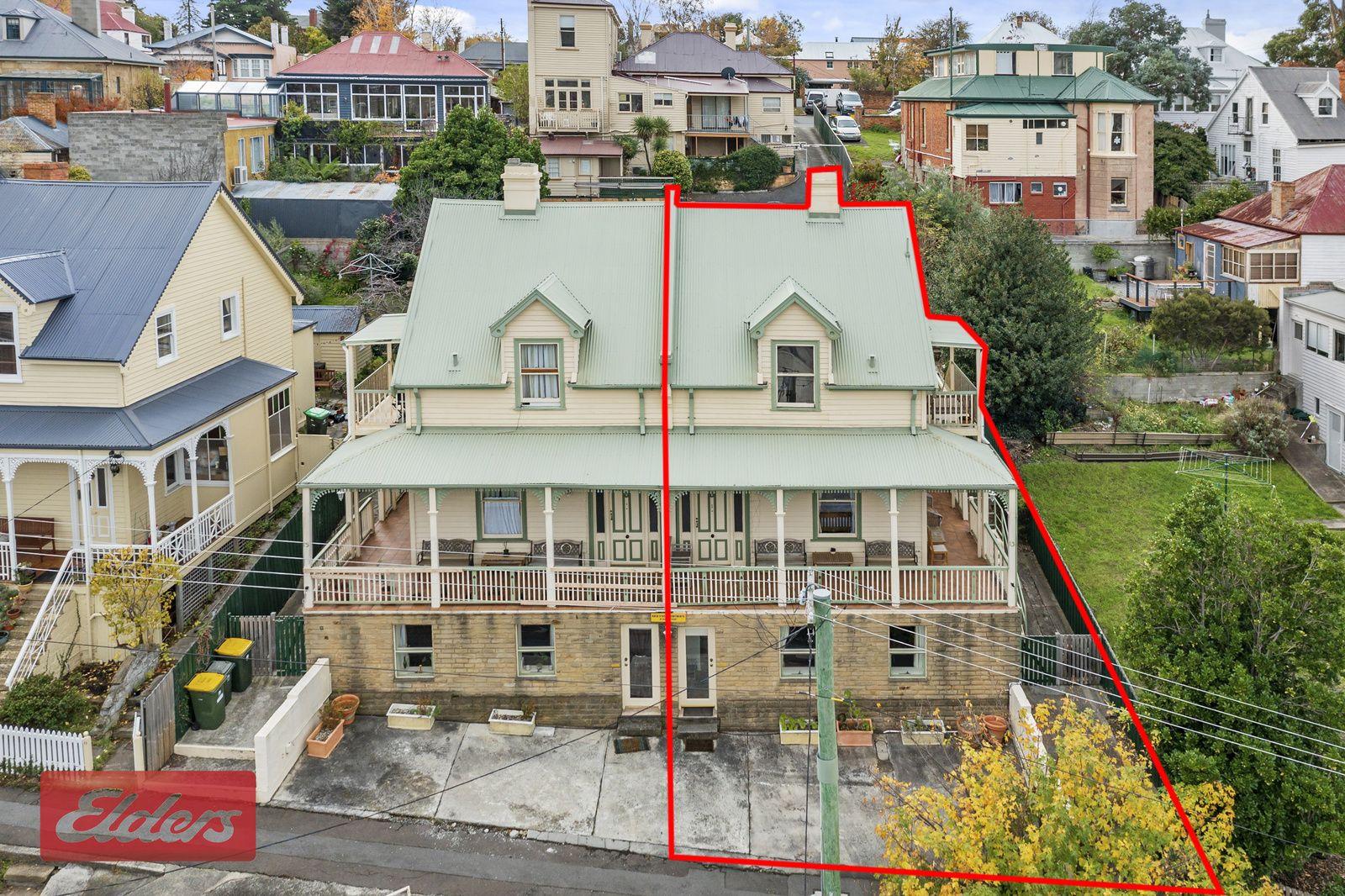 3 bedrooms House in U1, 13 - 15 Bath Street BATTERY POINT TAS, 7004