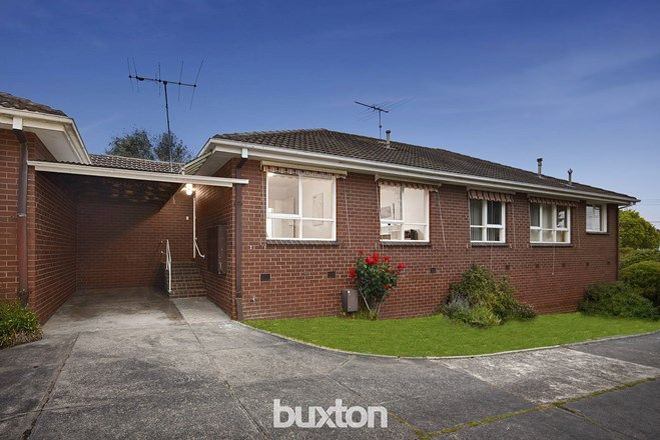 Picture of 2/1 Wridgway Avenue, BURWOOD VIC 3125
