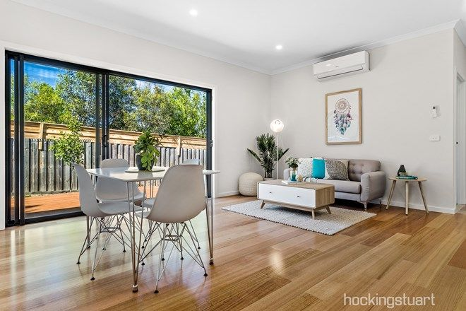 Picture of 3/58 Faraday Road, CROYDON SOUTH VIC 3136