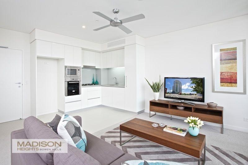 A122/35 Campbell Street, Bowen Hills QLD 4006, Image 2