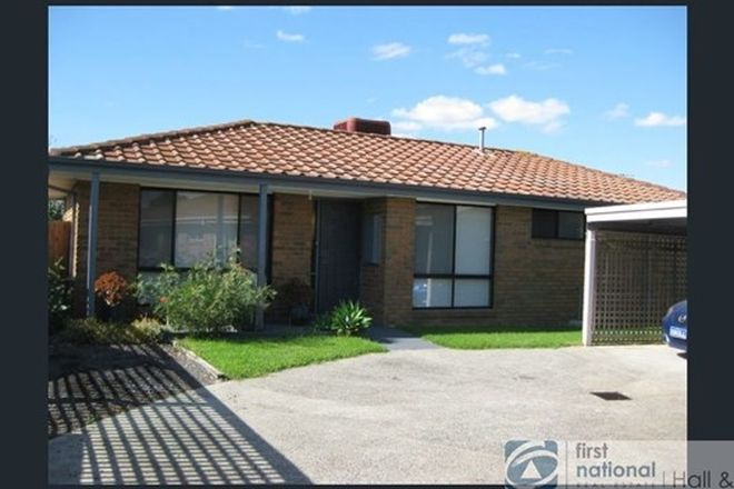Picture of 2/3 Parkview Close, DANDENONG VIC 3175